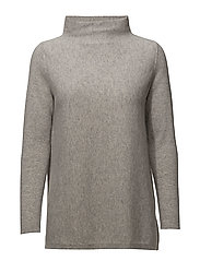 Turtleneck Oversized - LIGHT GREY