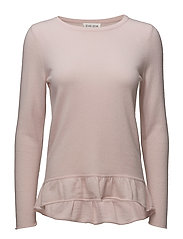 Sweater Flounce - LIGHT PINK