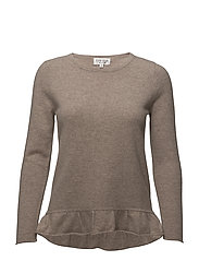 Sweater Flounce - SAND