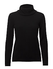 Davida Cashmere - Loose Turtleneck
