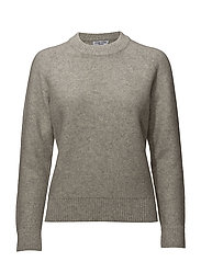 Davida Cashmere - Raglan Box Sweater