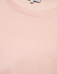 Davida Cashmere - T-shirt Oversized - gebreide t-shirts - light pink - 3
