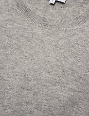 Davida Cashmere - T-shirt Oversized - knitted tops - ligth grey - 2