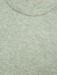 Davida Cashmere - Shoulder Detail Tank - knitted vests - light green - 2