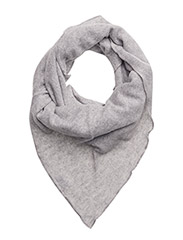 Triangle Scarf - LIGHT GREY