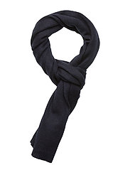 Rectangular Scarf - NAVY
