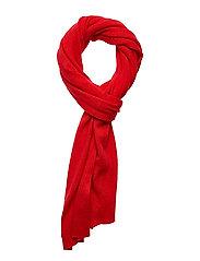 Rectangular Scarf - RED