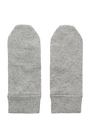 Mittens - LIGHT GREY