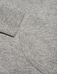 Davida Cashmere - Hoodie - sweatshirts & hoodies - light grey - 4