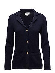 Jacket Lapel - NAVY