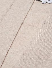 Davida Cashmere - Pocket Long Cardigan - cardigans - light beige - 2