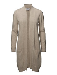 Davida Cashmere - Pocket Long Cardigan