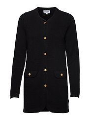 Jacket Long - BLACK