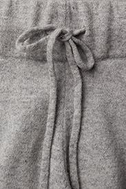 Davida Cashmere - Pants - bukser med brede ben - light grey - 3