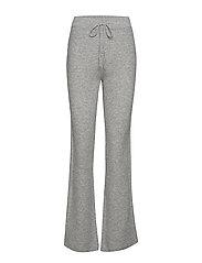 Side Panel Pants - LIGHT GREY