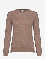 Basic sweater - MINK