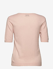 Davida Cashmere - T-shirt Oversized - gebreide t-shirts - light pink - 2
