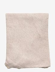 Davida Cashmere - Triangle Scarf - tørklæder - light beige - 2