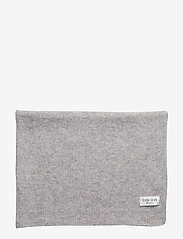 Davida Cashmere - Rectangular Scarf - scarves - light grey - 2
