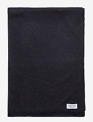 Davida Cashmere - Big Classic Scarf - scarves - navy - 2