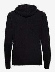 Davida Cashmere - Hoodie - sweatshirts & hoodies - black - 1