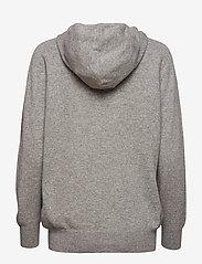 Davida Cashmere - Hoodie - sweatshirts & hoodies - light grey - 2