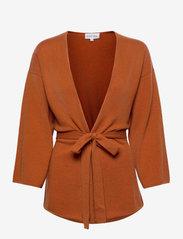 Kimono - DARK RUST