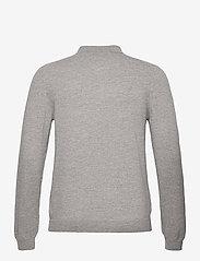 Davida Cashmere - Man Collar - langärmelig - light grey - 2