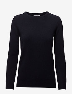Basic sweater - gensere - navy