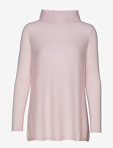 Turtleneck oversized - LIGHT PINK
