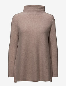 Turtleneck oversized - SAND