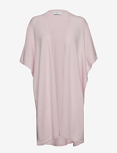 Open Poncho - LIGHT PINK