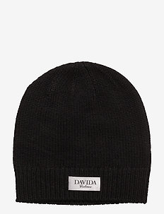 Cap - bonnets - black