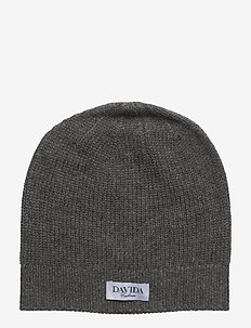 Cap - luer - dark grey