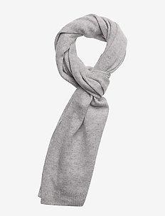 Rectangular Scarf - scarves - light grey