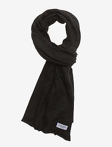 Big Classic Scarf - scarves - black
