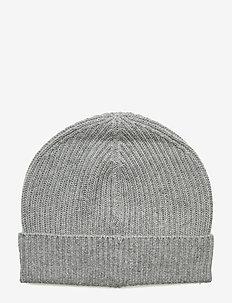 Cap Rib - pipot - light grey