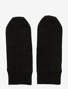 Mittens - handschoenen - black
