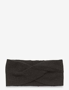 Wrap Headband - hårbånd - black