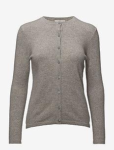 Classic Cardigan - cardigans - light grey