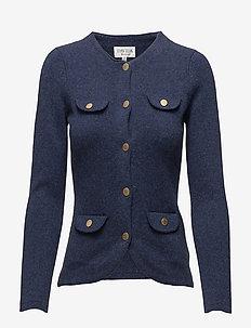 Jacket - DENIM BLUE