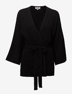 Kimono - kashmir - black