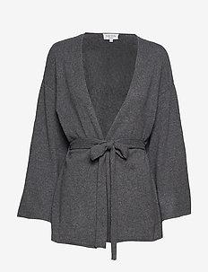 Kimono - DARK GREY