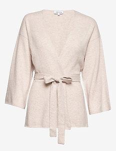 Kimono - LIGHT BEIGE