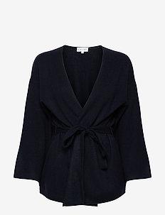 Kimono - neuletakit - navy