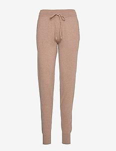 Pants Pockets - casual housut - mink