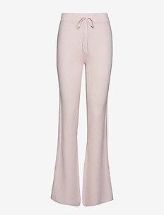 Side Panel Pants - LIGHT PINK