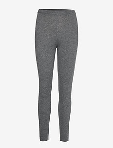 Panel Leggings - DARK GREY