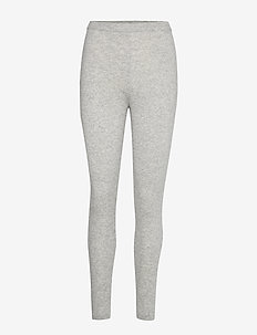 Panel Leggings - LIGHT GREY