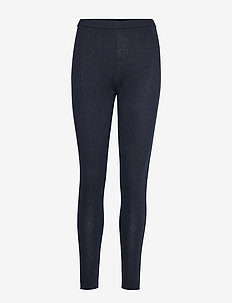 Panel Leggings - NAVY